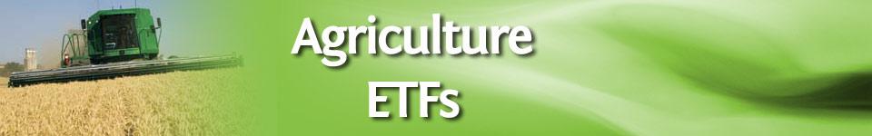agriculture etfs