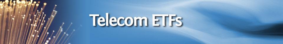 telecom etfs